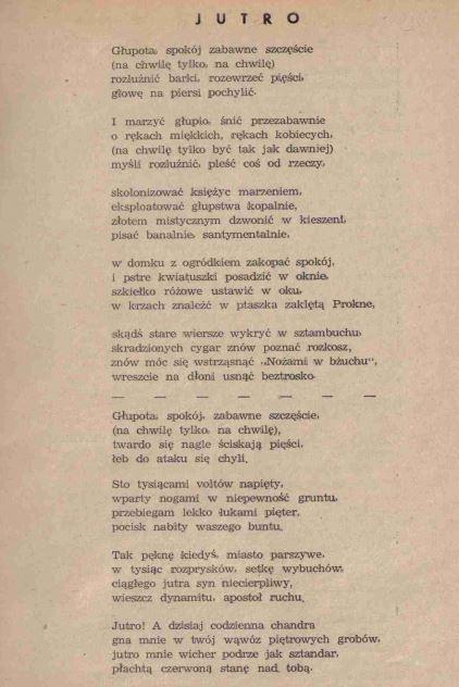 Do ukochanej o tesknocie osoby wiersz Najpiękniejsze wiersze